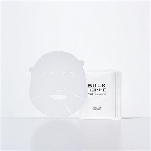 バルクオム美容液マスク(THE FACE MASK)の商品画像
