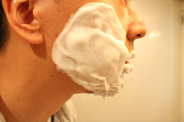 バルクオム洗顔フォームの使用レビュー画像5
