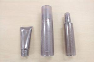 POLAマージェンスシリーズ3商品を並べた商品画像