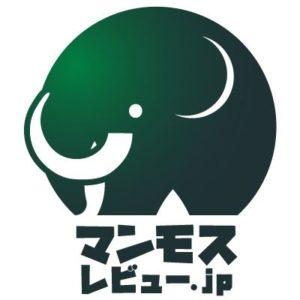 マンモスレビューのサイトロゴ画像