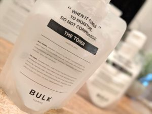 バルクオム化粧水「THE TONER」の画像