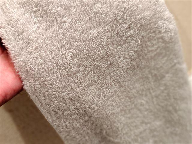清潔なタオルの画像